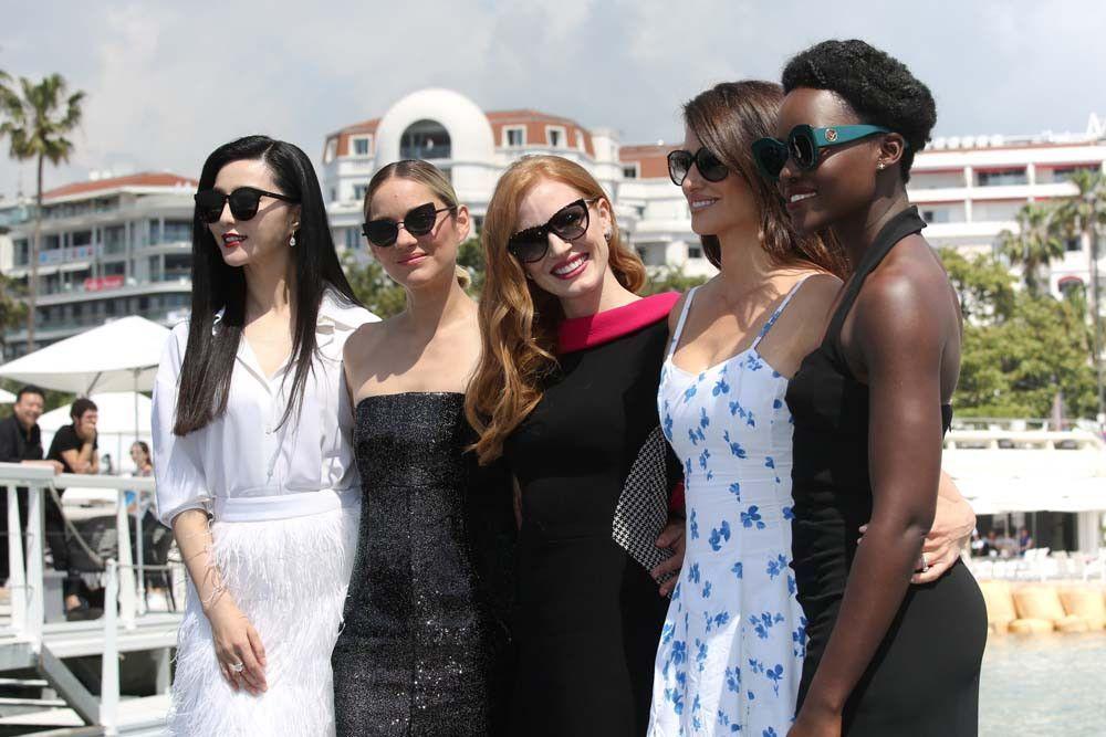 Cannes 2018 : Marion Cotillard, Penelope Cruz, Jessica Chastain... les Spice Girls du Festival !