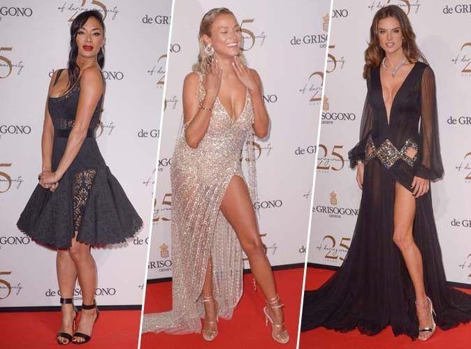 Cannes 2018 : Nicole Scherzinger, Rose Bertram, Alessandra Ambrosio... La soirée De Grisogono a tenu toutes ses promesses