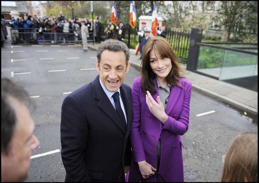 Carla Bruni et Nicolas Sarkozy : leur histoire d'amour entre au musée !
