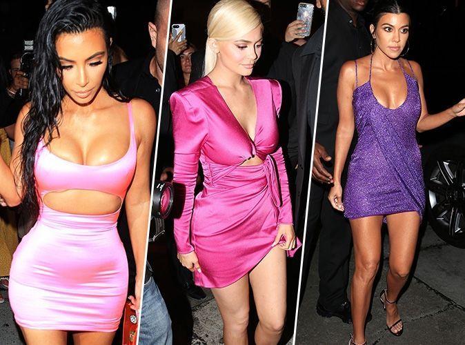 Clan Kardashian, Bella Hadid et The Weeknd, Chris Brown... pluie de people à l'anniversaire de Kylie Jenner !