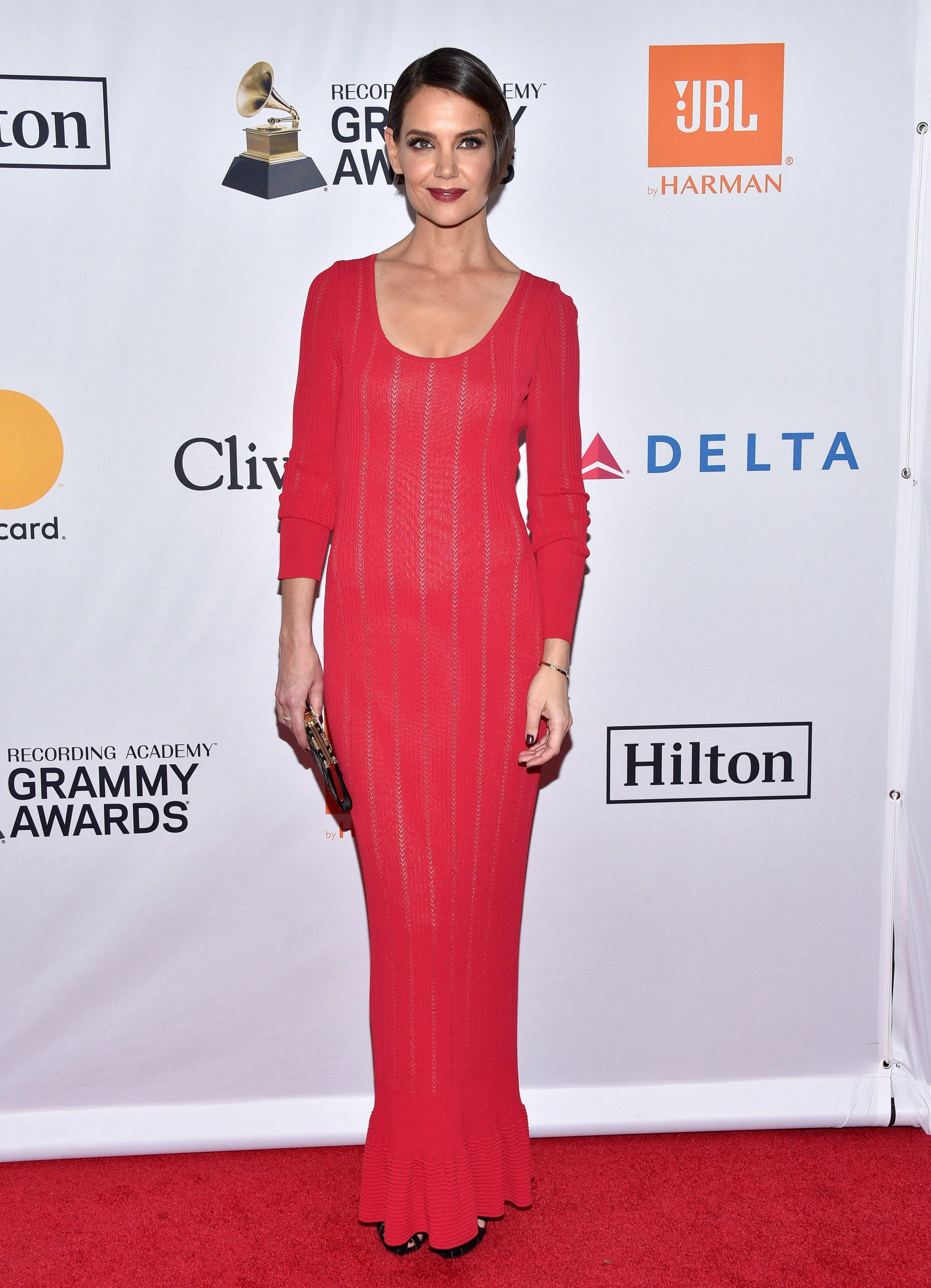Clive Davis Pre-Grammy Awards Party : Cassie, French Montana, P.Diddy... Ils ont tous répondu présent !