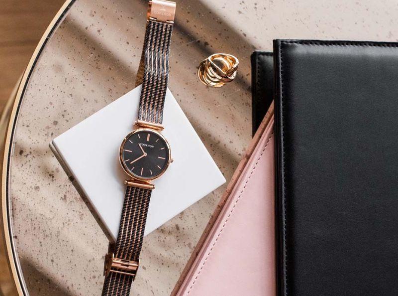 Codhor : les montres tendances chic et tendance sont disponibles chez Histoire d'Or !