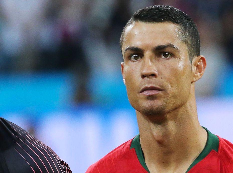Coupe Du Monde 2018 Gerard Pique Balance Sur Cristiano Ronaldo