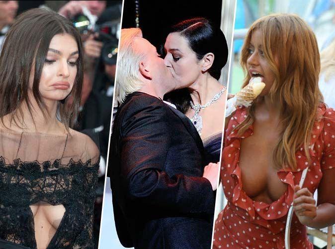 Emily Ratajkowski, Monica Bellucci, Zahia Dehar... les photos les plus WTF de 2017 !