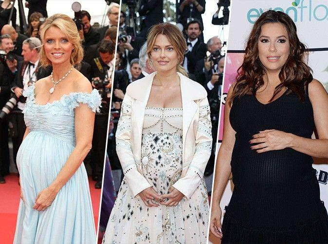 Sylvie Tellier, Caroline Receveur, Eva Longoria : Ces stars qui attendent un bébé