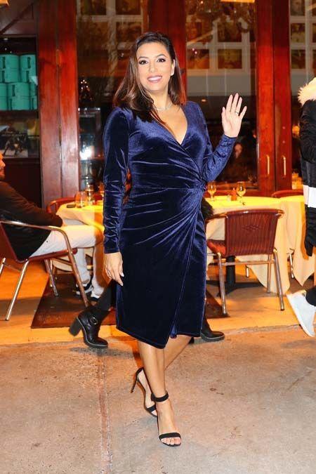 Eva Longoria enceinte ? Prise de poids et changement de style sèment le doute...