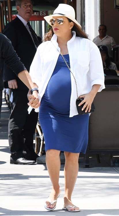 Eva Longoria : plus amoureuse que jamais avant l'arrivée (imminente) du bébé !