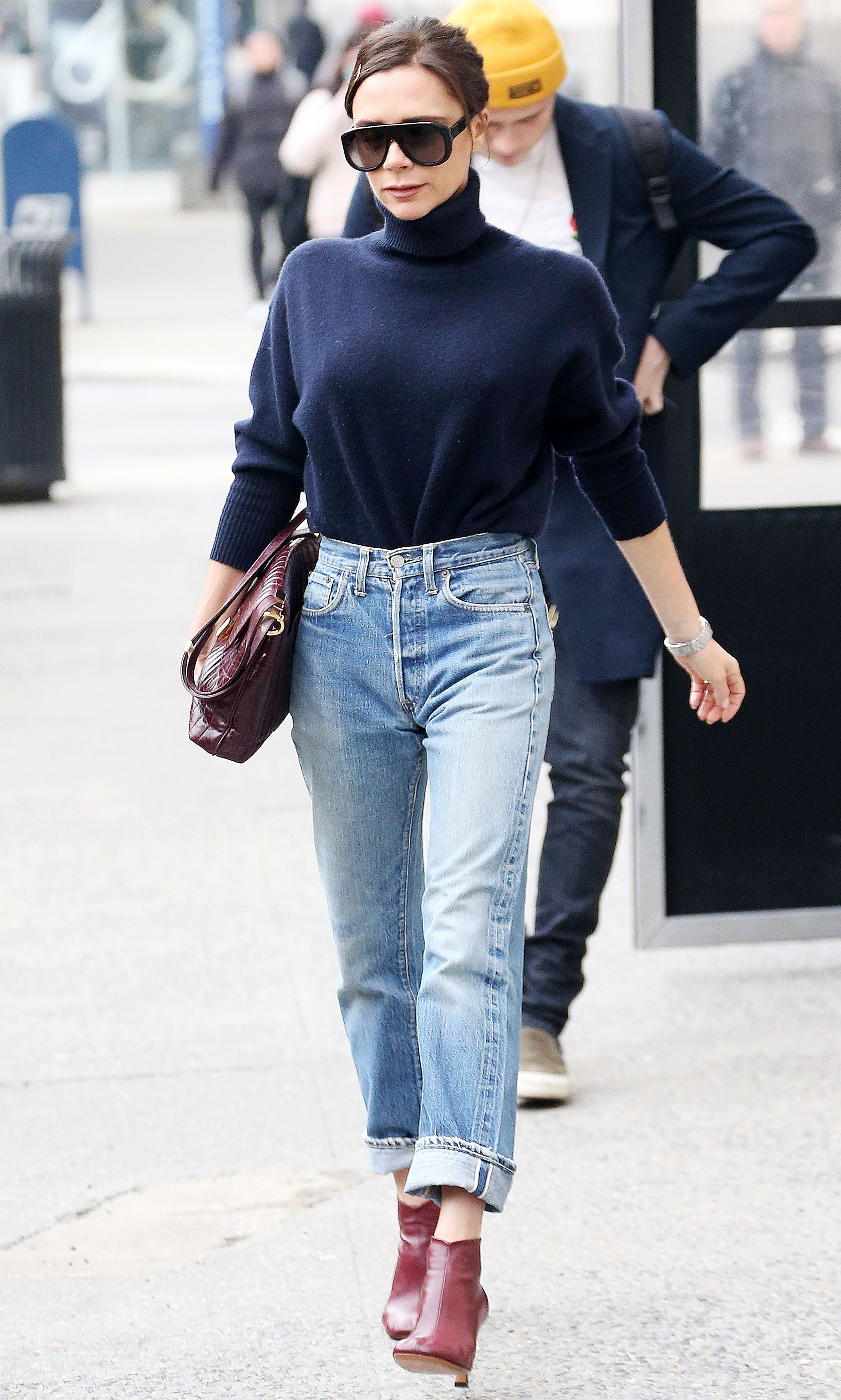 Fashion Week de New York : Rosie Huntington-Whiteley, Victoria Beckham, Kendall Jenner... Battle de fashionistas !