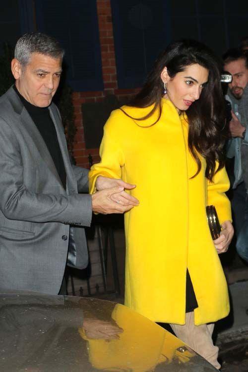George et Amal Clooney : découvrez les premiers mots de leurs jumeaux !
