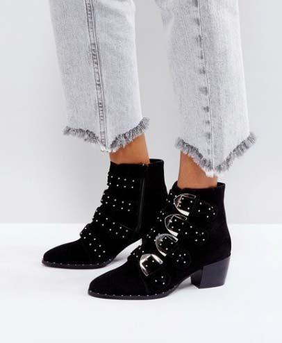 ffb29a889 Givenchy Studs Boots : 30 paires de bottines alternatives à brides ...