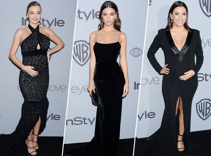 Golden Globes 2018 : Miranda Kerr, Emily Ratajkowski, Eva Longoria... pluie de bombes à l'after-party !