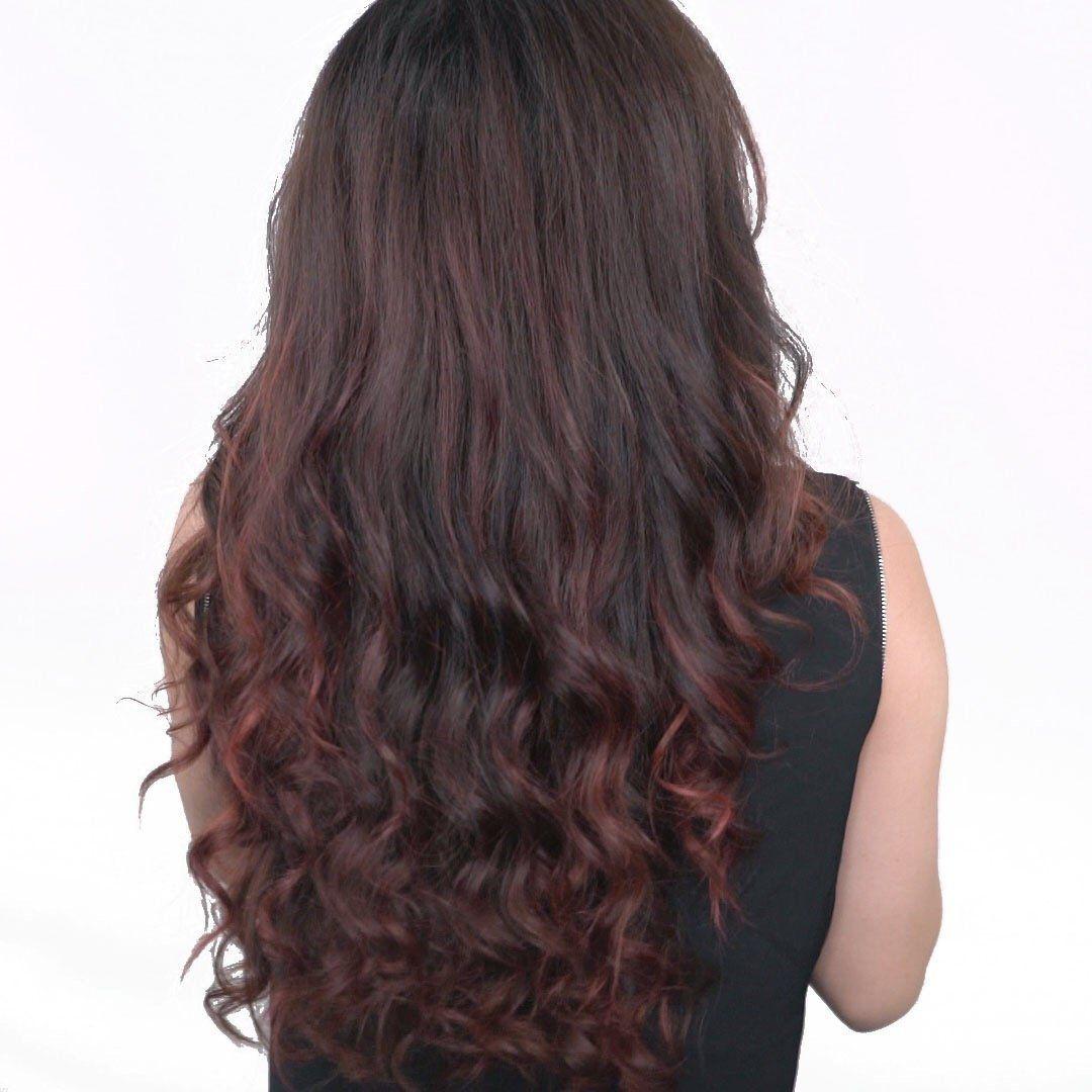 Grace A Ce Produit Les Brunes Pourront Avoir Des Cheveux Rose Gold