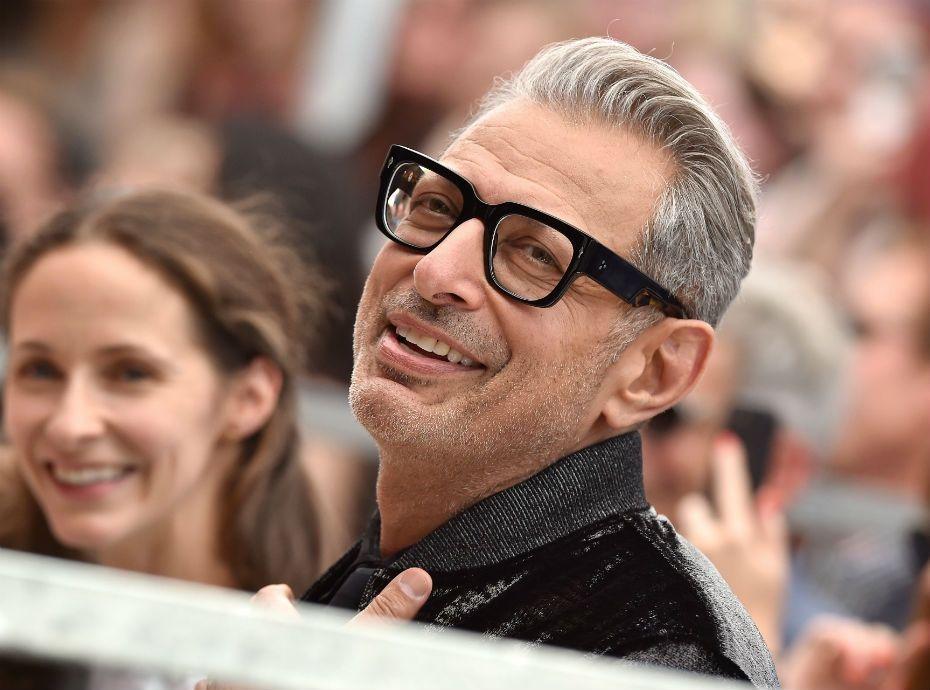 Jeff Goldblum : Il a sa statue à Londres et elle est ÉNORME !