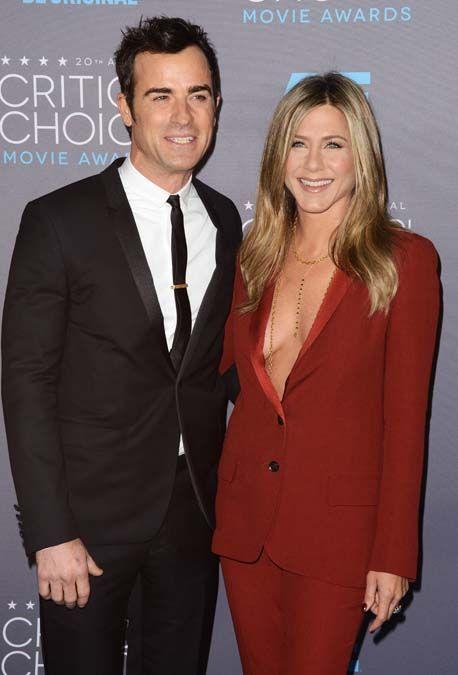 Jennifer Aniston et Justin Theroux : leurs plus beaux red carpet à deux !