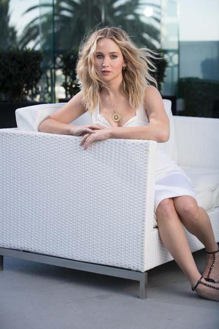 Jennifer Lawrence : sans rire