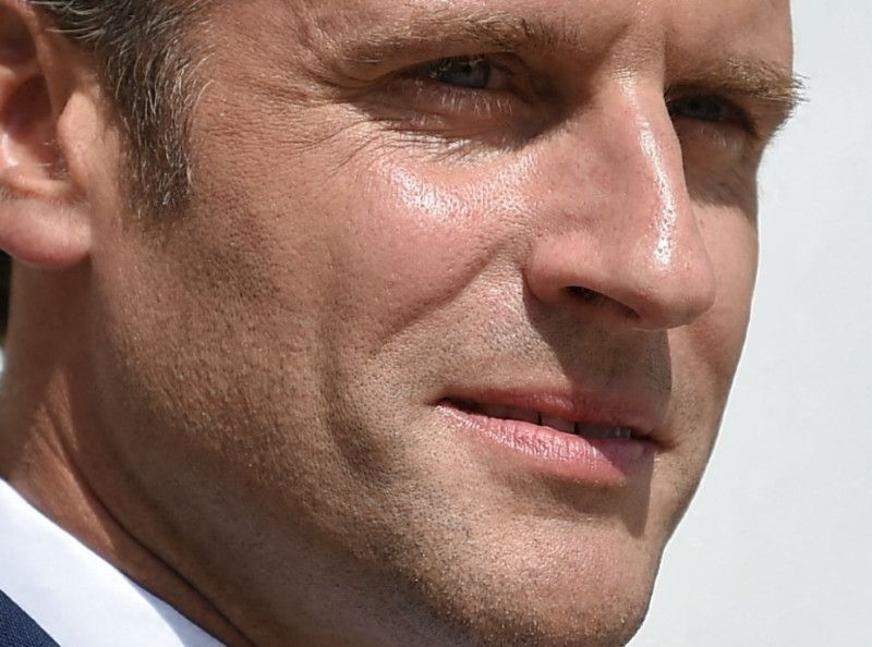 JO 2020 à Tokyo : Emmanuel Macron présent au Japon sans Brigitte Macron mais aux cotés d'une autre Première Dame...