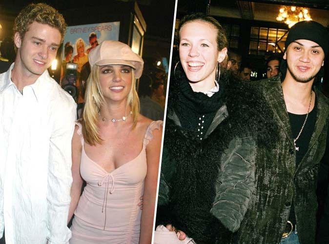 Justin et Britney, Brad et Jennifer, Lorie et Billy... ces couples qui ont marqué les années 90 et 2000