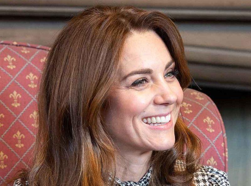 Kate Middleton en Zara : sa robe imprimée prince de Galles à 30 euros va s'arracher !