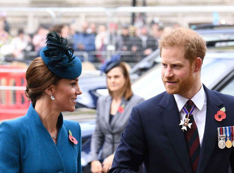 Kate Middleton et le prince Harry fâchés ? Les photos qui disent tout !