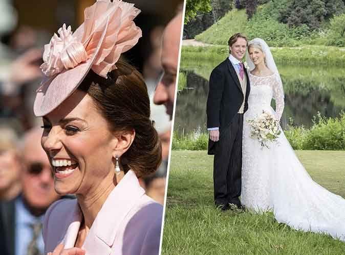 Kate Middleton : pourquoi elle a royalement snobé le mariage de sa cousine ?