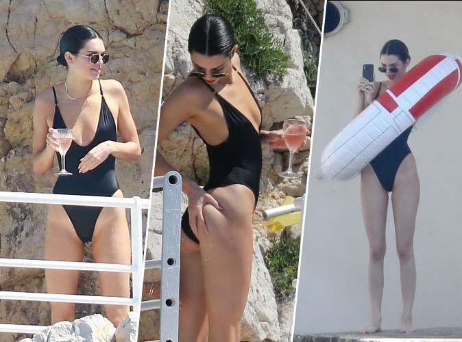 Kendall Jenner fait son fesse-tival de Cannes !