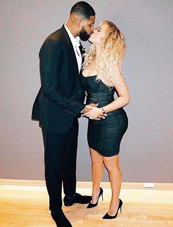 Khloé Kardashian : la preuve qu'elle aime toujours Tristan Thompson !