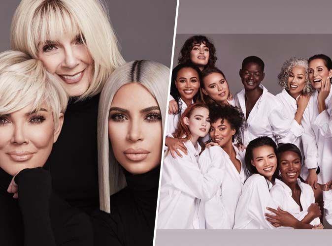 Kim Kardashian : La campagne publicitaire de ses nouveaux anti-cernes mise sur la diversité