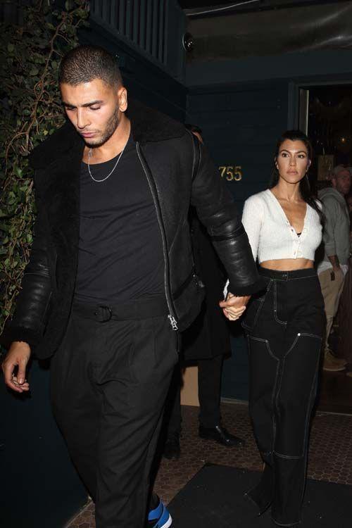 Kourtney Kardashian et Younes Bendjima : bientôt fiancés ?