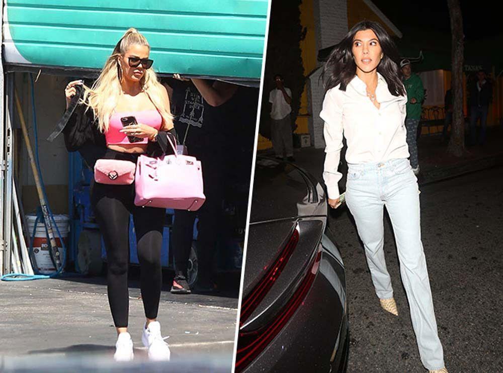 Kourtney Kardashian fait une crise : Khloé lui a brisé le coeur !