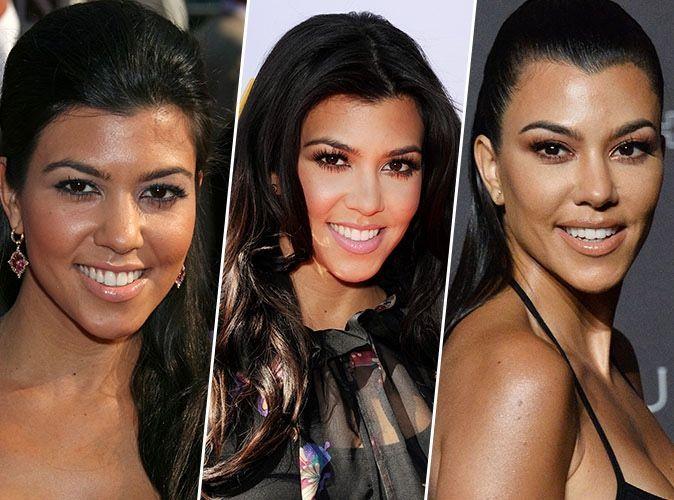 Kourtney Kardashian fête ses 40 ans ! Retour sur l'évolution physique de l'aînée du clan