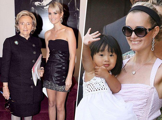 Laeticia Hallyday : ce gros coup de pouce de Bernadette Chirac concernant l'adoption de Jade…