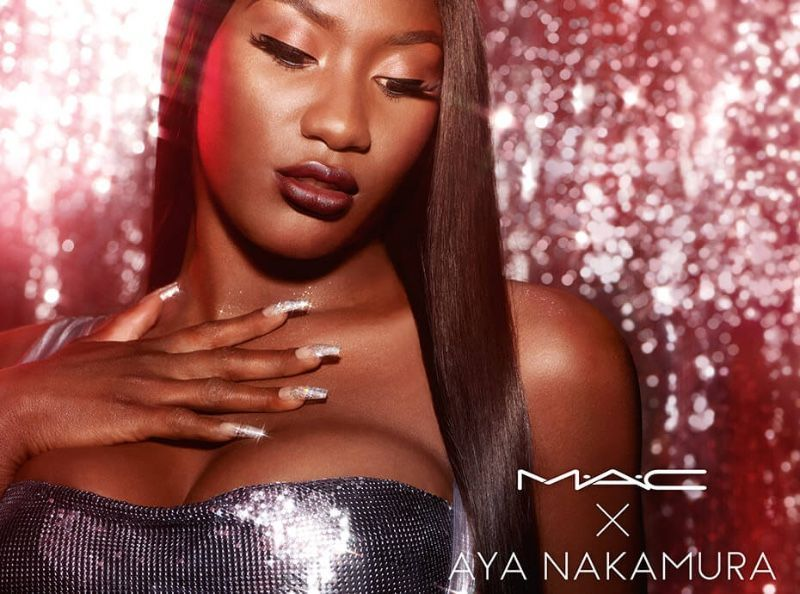 MAC Cosmetics x Aya Nakamura : la collection est enfin disponible !