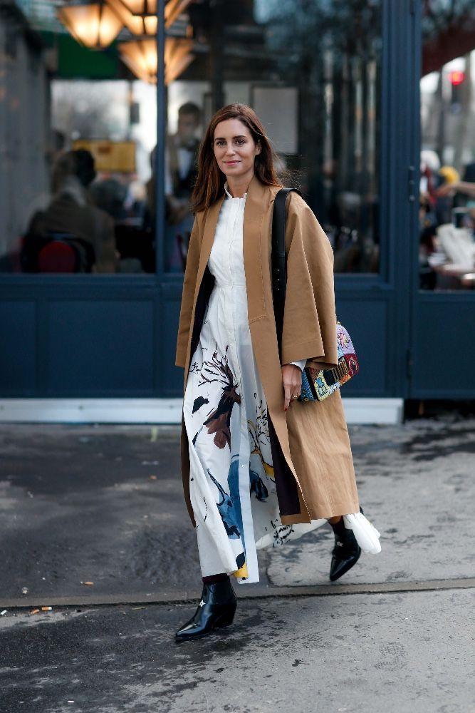 507286848e9b6 Manteau d'hiver : Camel Coat : 25 inspirations pour être stylée et ...