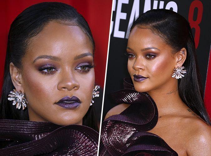 Maquillage : Comment copier la mise en beauté 100% Fenty Beauty de Rihanna à la première d'Ocean's 8