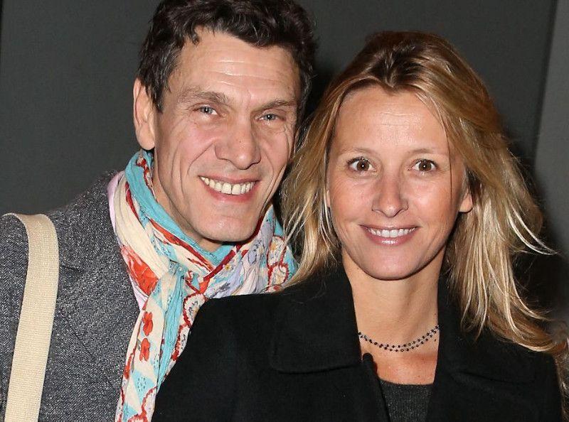 Line Papin Et Marc Lavoine Leur Couple Bat De L Aile Je Sentais Les Moments Ou Il S Ennuyait