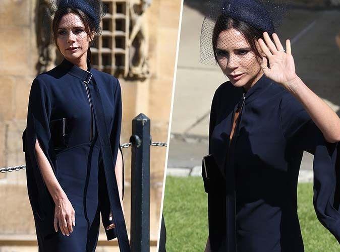 Mariage du Prince Harry et Meghan Markle : La tenue de Victoria Beckham choque le monde
