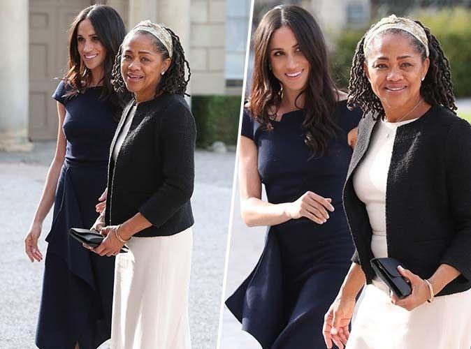Mariage du Prince Harry  Meghan Markle pourra compter sur le soutien de sa  mère, Doria Ragland