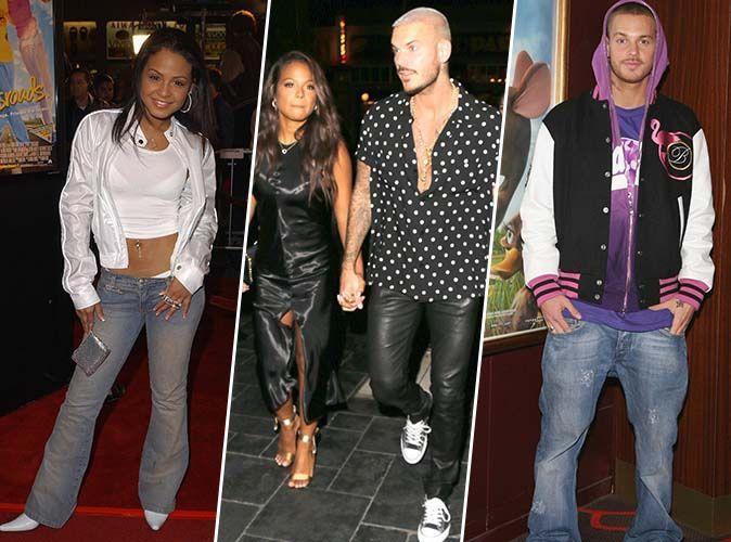 Matt Pokora a 33 ans et Christina Milian a 37 ans aujourd'hui ! Découvrez l'évolution look du célèbre couple !
