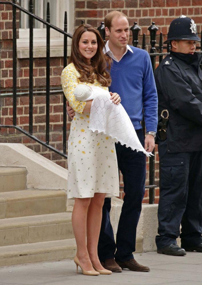Meghan Markle ne posera pas avec son bébé sur les marches de