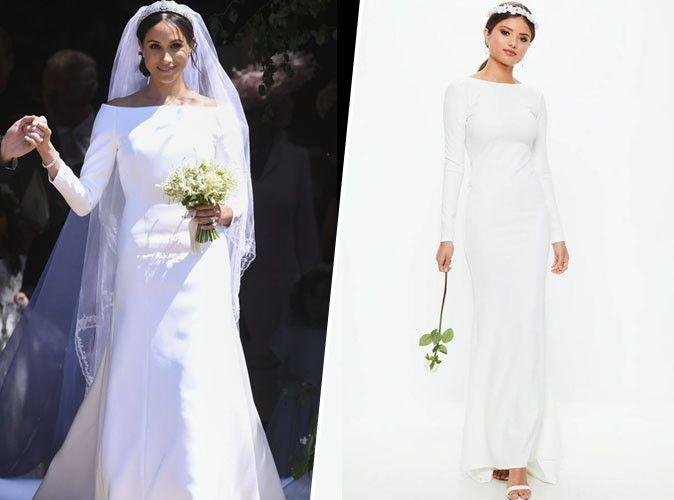 La robe de soiree de meghan markle