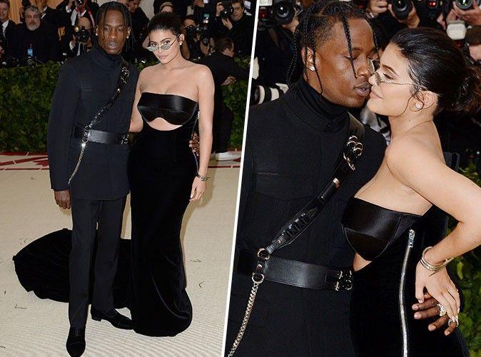 MET GALA 2018 : Kylie Jenner et Travis Scott : Jeunes parents in love sur le tapis rouge