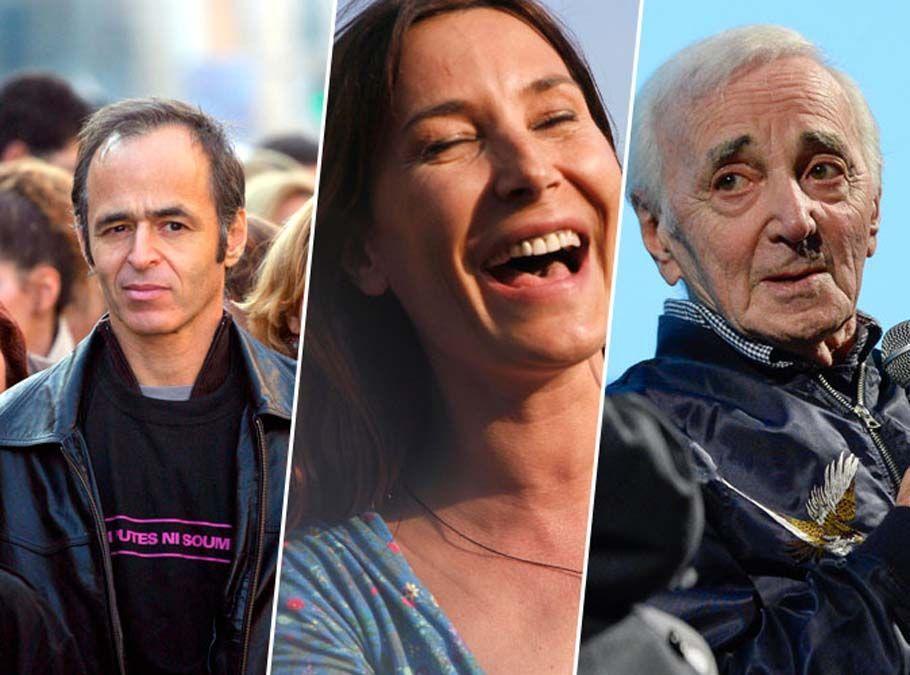 Mort de Johnny Hallyday : Goldman, Aznavour, Zazie : ils ont écrit ses plus grandes chansons