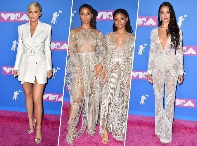 MTV Video Music Awards 2018 : Kylie Jenner, Shanina Shayk... Découvrez les plus beaux looks de la cérémonie !