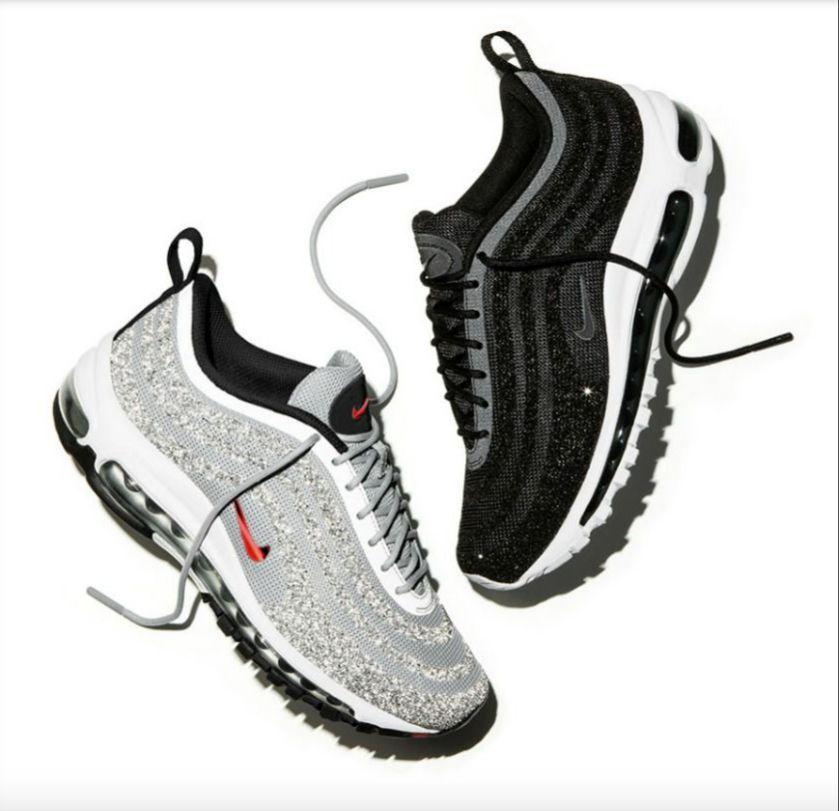 Nike Qu'on Glamour X SwarovskiLa Attendait Collab' 29HYIWeDE