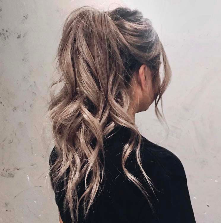 nouvel an : dernière minute : 15 coiffures hyper simples à