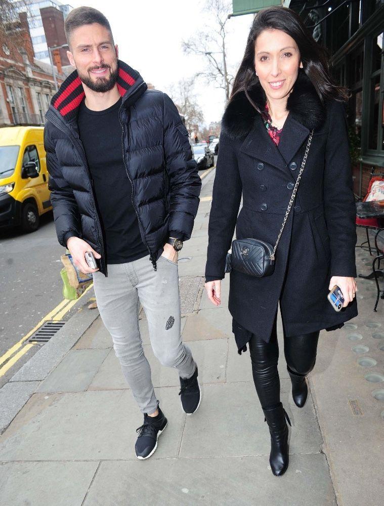 Olivier Giroud : les confidences intimes de sa femme Jennifer sur leur vie privée et leur rencontre