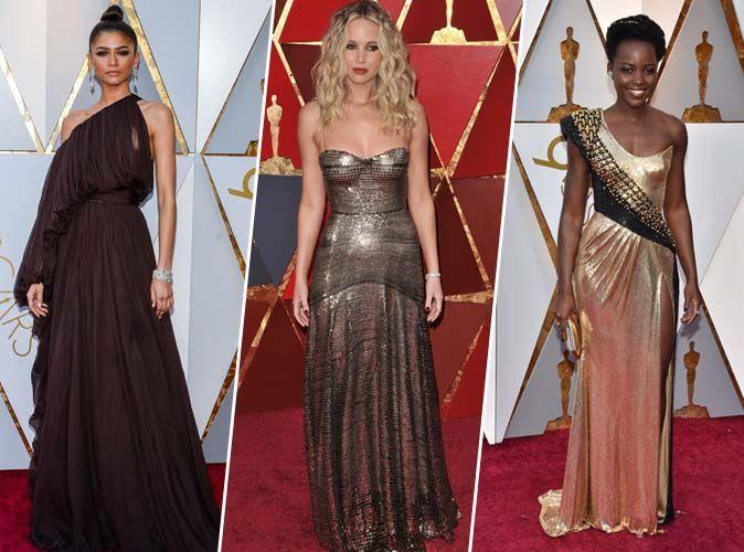 Oscars 2018 : Zendaya, Jennifer Lawrence, Lupita Nyong'o... tous les plus beaux looks de la cérémonie