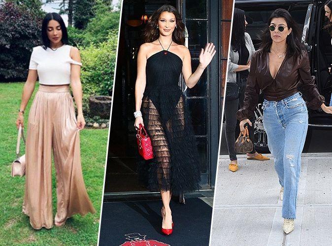Palme Fashion : Sananas, Bella Hadid, Kourtney Kardashian... Qui a été la plus stylée cette semaine ?