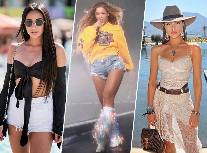 Palme Fashion spéciale Coachella : Shay Mitchell, Beyoncé, Olivia Culpo... Qui a été la plus stylée cette semaine ?