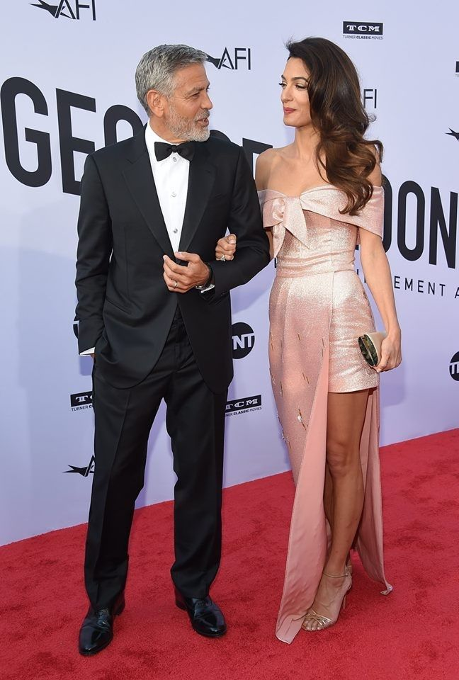Amal Clooney a mis KO Jennifer Aniston, Cate Blanchett et Cindy Crawford !